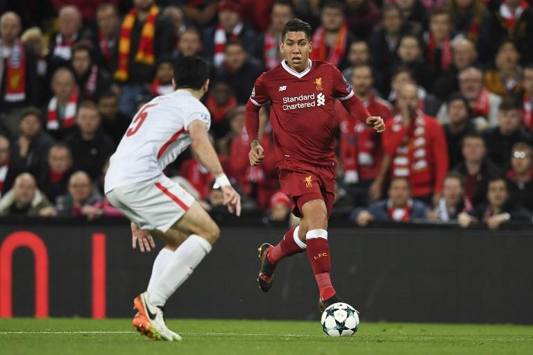 A grande vitória sacramentou a classificação do Liverpool, que deixara escapar a vaga antecipada na rodada passada