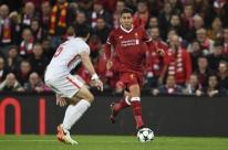 Com 3 de Coutinho, Liverpool faz 7 no Spartak e avança na Liga dos Campeões