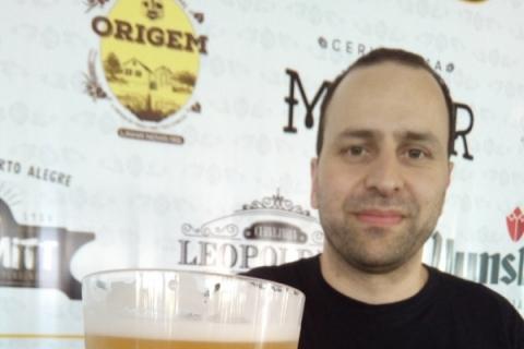 Porto Alegre sedia Festival Sul-Americano de Cerveja