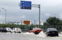Porto Alegre pode voltar a ter temporal neste domingo