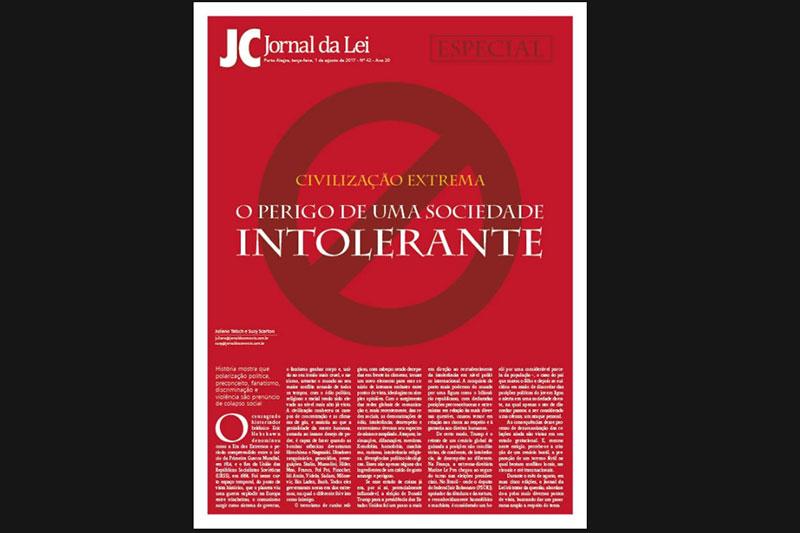 Série de reportagens foi publicada ao longo de cinco edições do Jornal da Lei