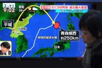 Japão planeja primeira compra de mísseis capazes de atingir a Coreia do Norte