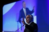 'Rede social é um horror', diz Michel Temer em discurso sobre reforma da Previdência