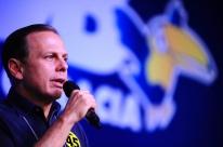 Doria nega ser pré-candidato a governo de São Paulo pelo PSDB