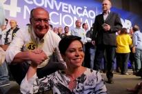 Geraldo Alckmin é eleito presidente do PSDB em convenção
