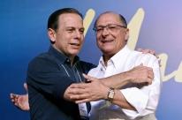Alckmin reafirma apoio à candidatura de Doria em São Paulo