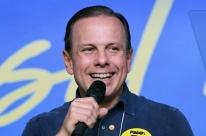 Doria pede prévias em março e sinaliza candidatura a governador