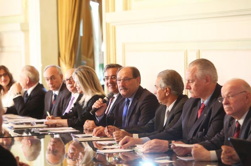 Encontro reuniu representantes dos quatros estados e do BRDE