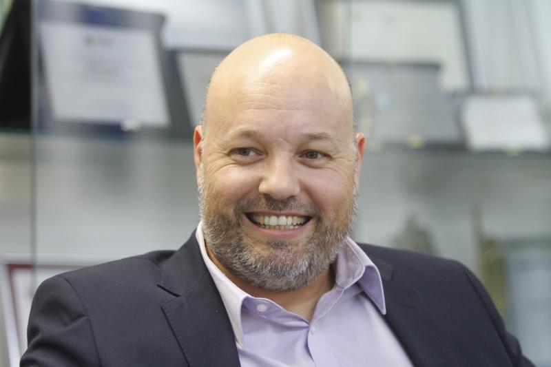 Stefan é CEO da Keep Calm - Marketing Estratégico