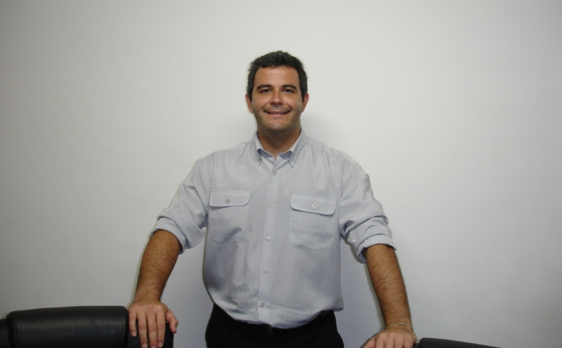 Marcos Abellón, diretor geral da W5 Solutions