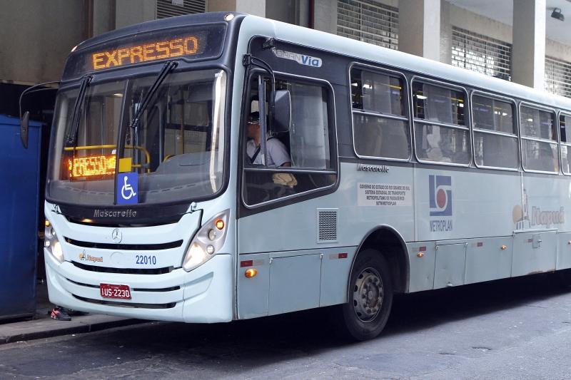 Atualmente, são quase 400 mil passageiros transportados por dia em 900 linhas de ônibus