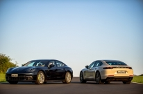 Panamera 4 E-Hybrid liga o luxo à sustentabilidade