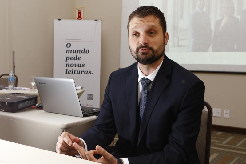 Chiapinotto destaca necessidade de cuidado no lançamento das transações