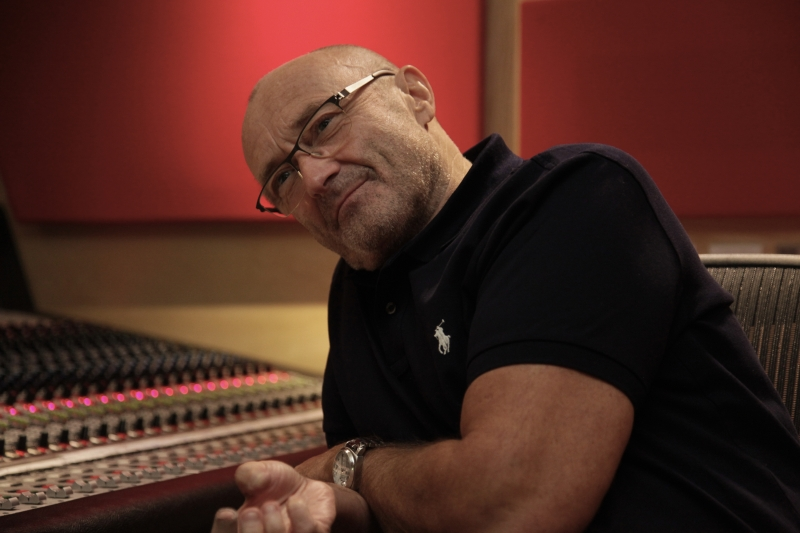 Phil Collins faz, amanhã, primeiro grande show do ano em Porto Alegre