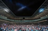Arena antecipa venda de ingressos na bilheteria para a fan fest do Mundial