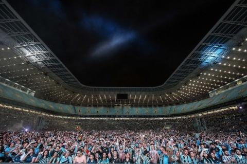 Venda de ingressos para Grêmio e Flamengo na Arena começa nesta terça