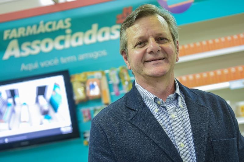 Ricardo Duarte da Silveira, presidente da Farmácias Associadas
