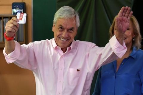 Piñera é eleito presidente do Chile