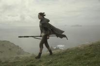 'Os últimos Jedi' tem a segunda melhor estreia da história