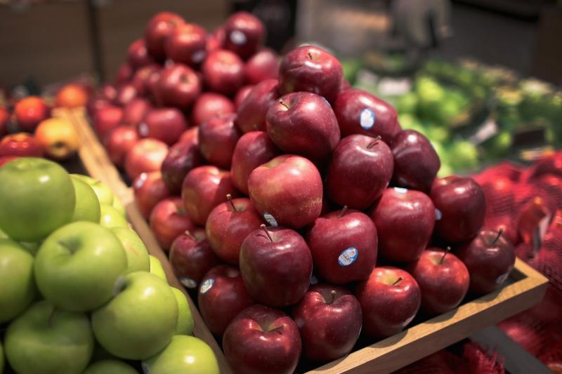 Alimentos foram os principais responsáveis pelo alívio nos preços