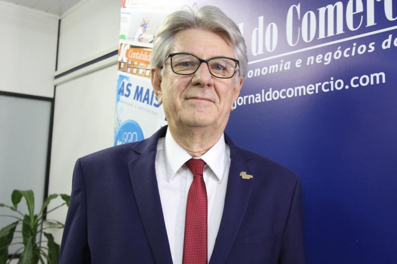 Paulo Kruse, presidente do Sindilojas-POA