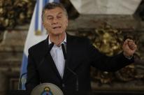 Macri celebra reforma da Previdência e diz que violência é orquestrada