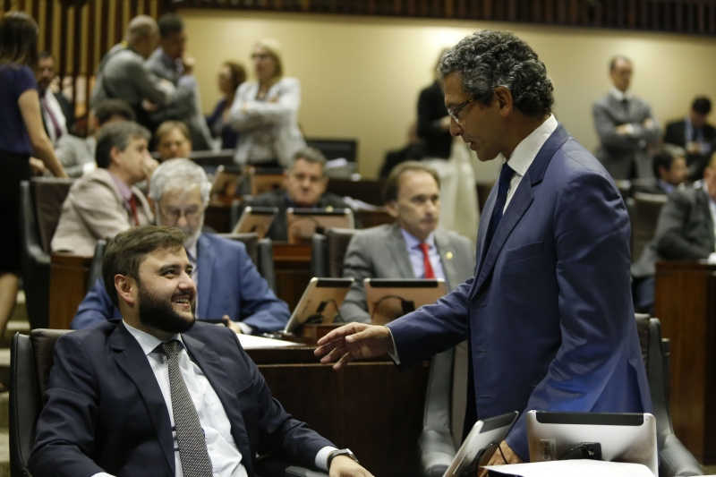 Apesar dos desfalques na base aliada, Gabriel Souza garante que governo tem votos para aprovar RRF