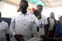 George Weah deve ser o novo presidente da Libéria