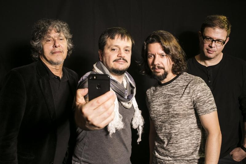 Rodrigo Reinheimer, Marcelo Corsett, Luke Faro e iBebeto Alves apresentam novo disco