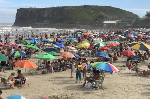 Operação Verão começa neste fim de semana nas praias gaúchas
