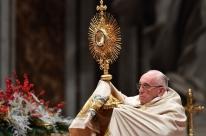 Papa condena guerras e outros males que marcaram o ano de 2017