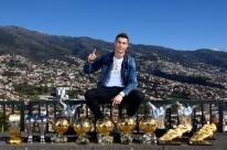 Cristiano Ronaldo expõe troféus em museu na Ilha da Madeira