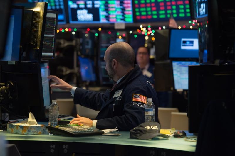 O índice Dow Jones fechou em queda de 1,77%, aos 25.502,32