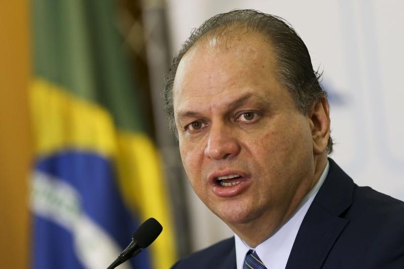 Ricardo Barros (PP) assumiu como líder do governo na Câmara no lugar do Major Vitor Hugo (PSL)