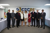 Pela primeira vez, em 70 anos, uma mulher assume a presidência do CRCRS