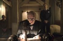 Filme sobre Winston Churchill entra em cartaz nesta quarta