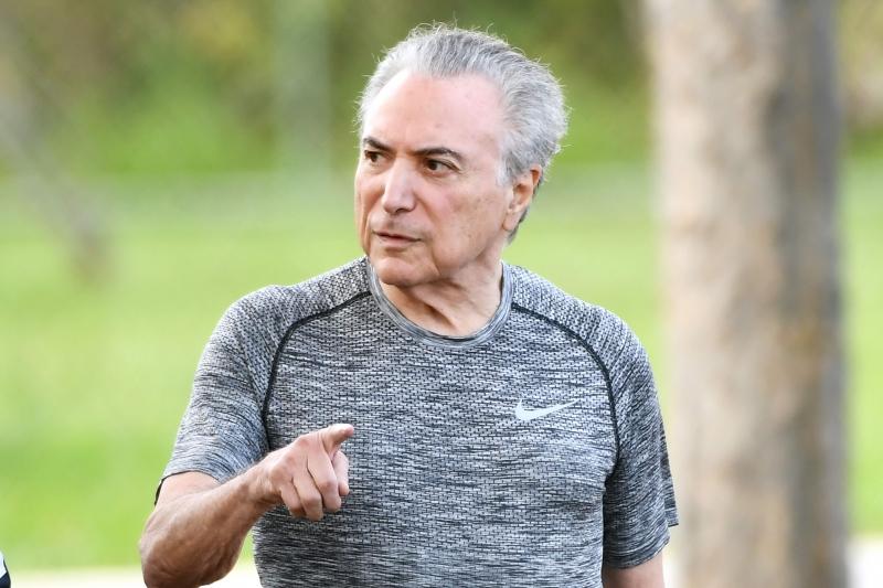 Presidente Temer passa por consulta em São Paulo