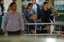 Fujimori deixa clínica após receber indulto humanitário no Peru