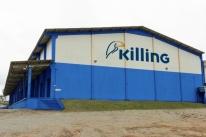 Tintas Killing inaugura nova fábrica em Curitiba