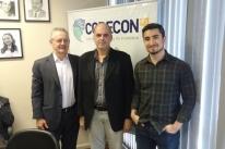 Corecon elege novo presidente para mandato de um ano
