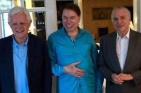 'Aliado de peso para reforma da Previdência', diz Moreira sobre Silvio Santos