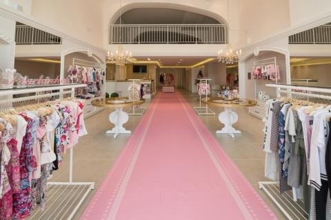 Loja temática de princesas é inaugurada em Caxias do Sul