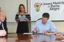 Legislativo municipal encaminha construção de centro de convivência