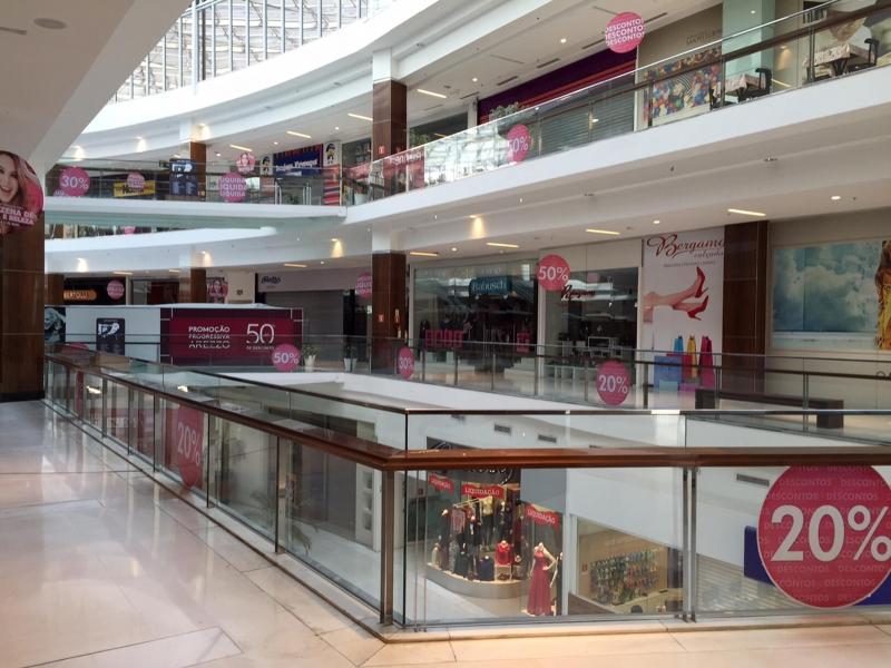 Shopping San Pelegrino é a 10ª unidade de shoppings gerenciada pelo Grupo Zaffari