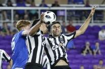 Com reservas, Atlético-MG perde do Rangers por 1 a 0 na estreia pela Florida Cup