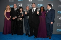 A Forma da Água e Big Little Lies vencem o Critics' Choice Awards