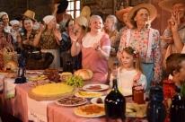 Feira italiana resgata a cultura da serra gaúcha no município de Nova Roma do Sul