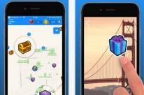 Game em realidade aumentada promove caça aos descontos