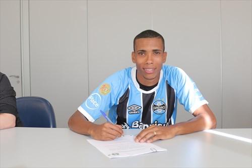 Atleta firmou contrato com o tricolor até dezembro de 2021