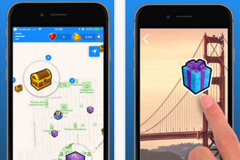 Pinmyspot está disponível para dispositovs iOS e Android